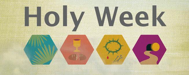 Holy Week at Home – St. Bartholomew – St. Joseph